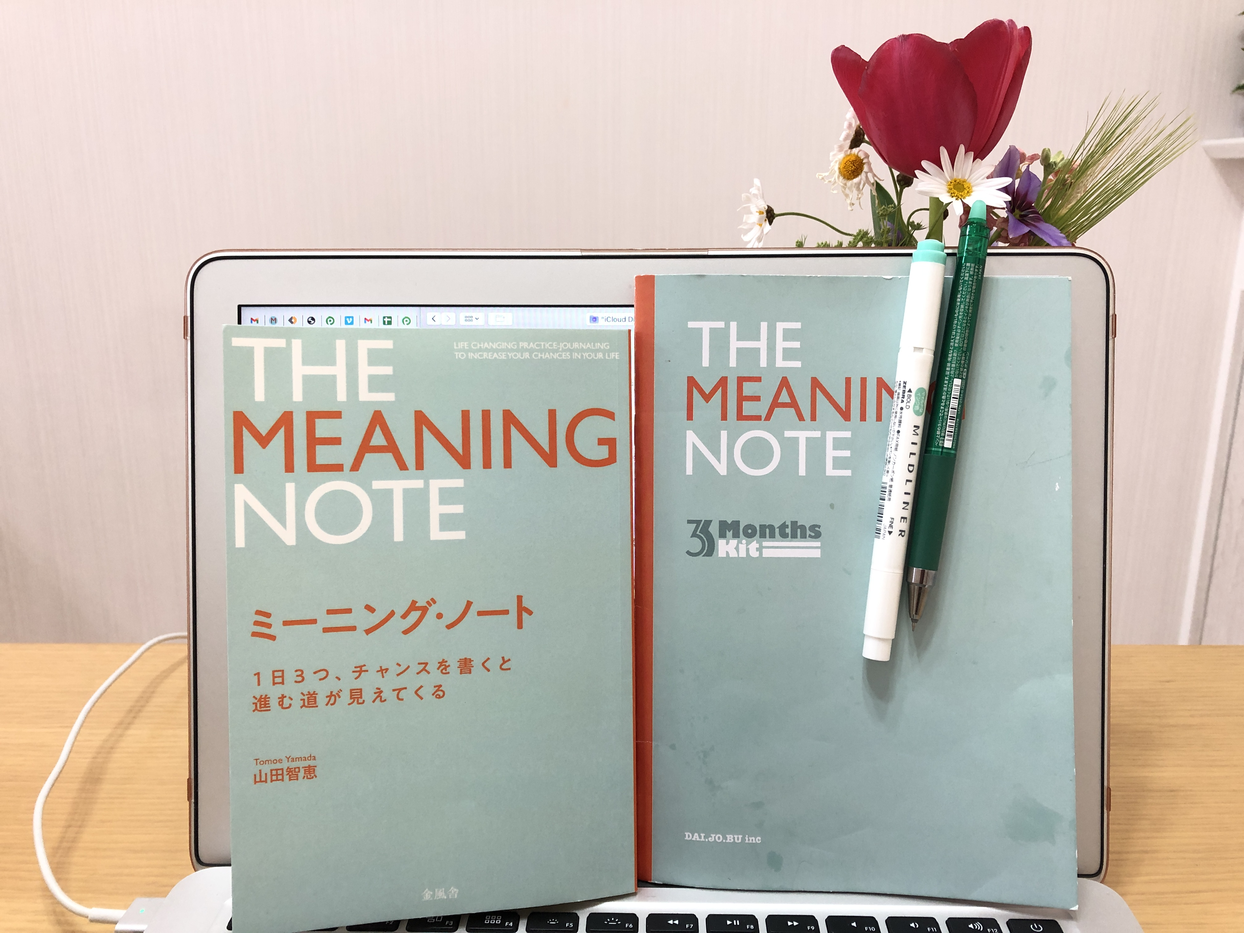 THE MEANING NOTE
